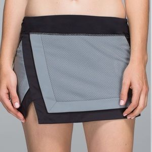 Lululemon Reflective Skirt